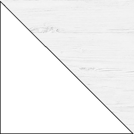 Korpus biały / Front Sosna Andersen