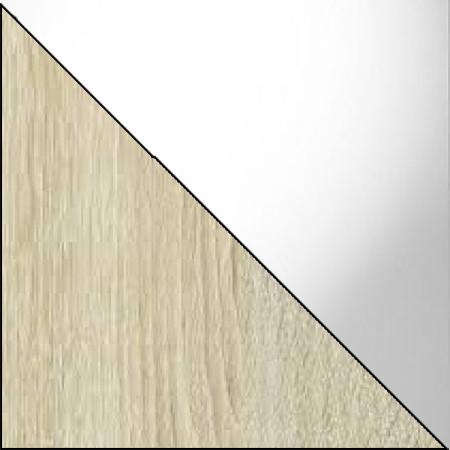 Dąb sonoma (struktura) / lustro