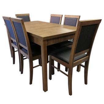 Zestaw stołowy ROMAN + krzesło S-33 x 6 szt.