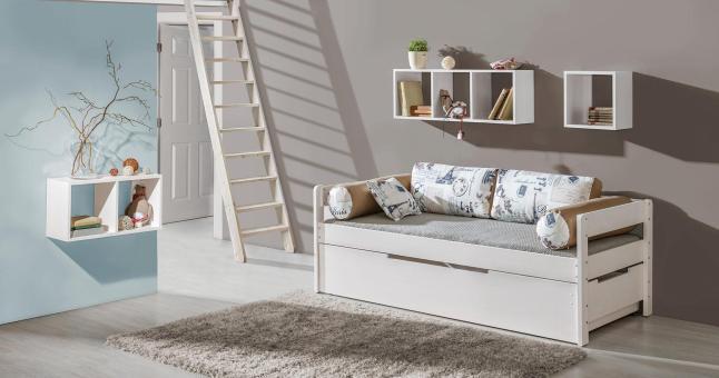 Dodatkowe łóżko B3 do BORYS B1