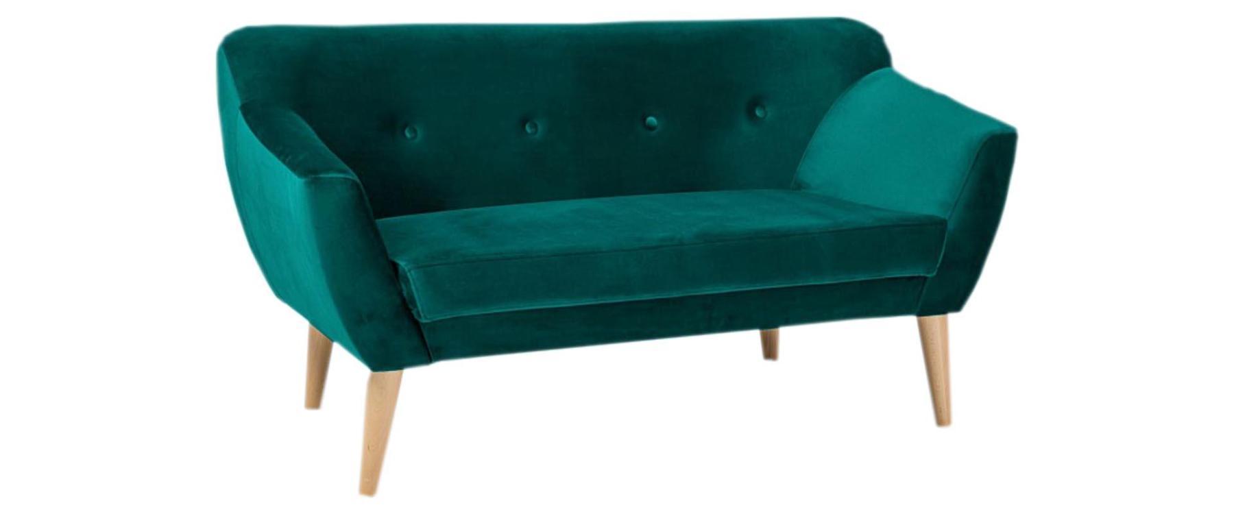 Sofa BERGEN 2 VELVET
