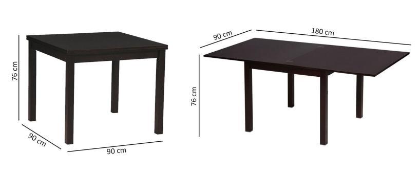 Stół VENTO WENGE