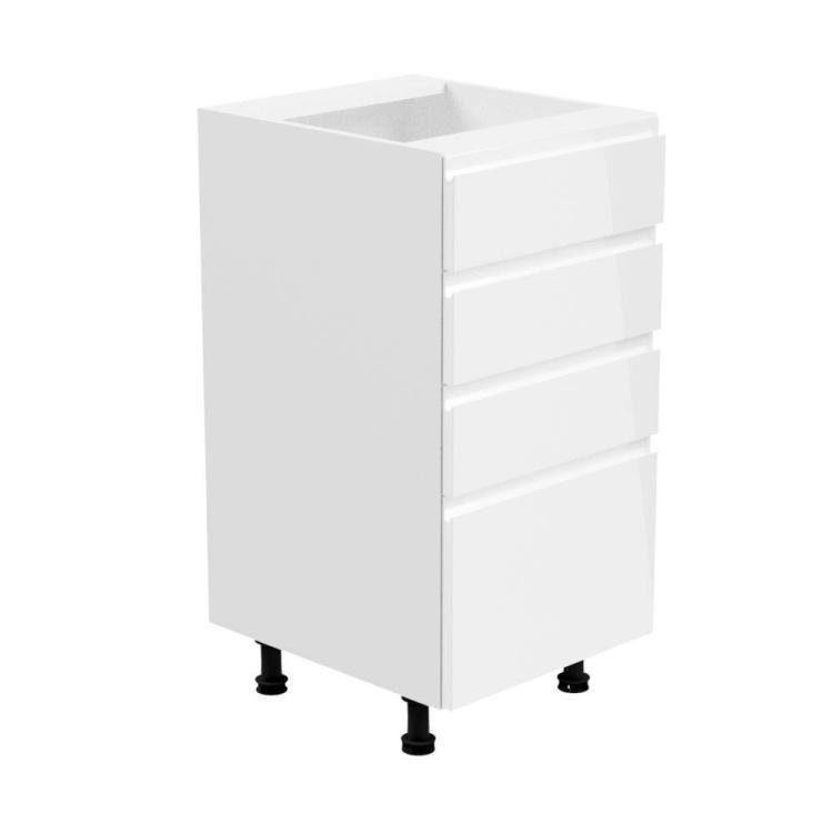 Szafka dolna z szufladami ASPEN D40S4
