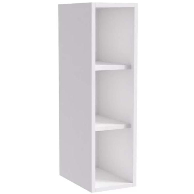 SYCYLIA W20o szafka wisząca z półkami biała