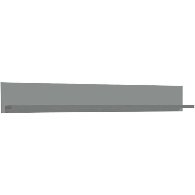 Półka wisząca PROWANSJA P2 160 cm szary grey
