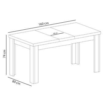 Stół mały INDIANAPOLIS